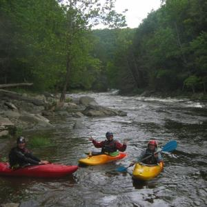 Hanging out on the Neversink